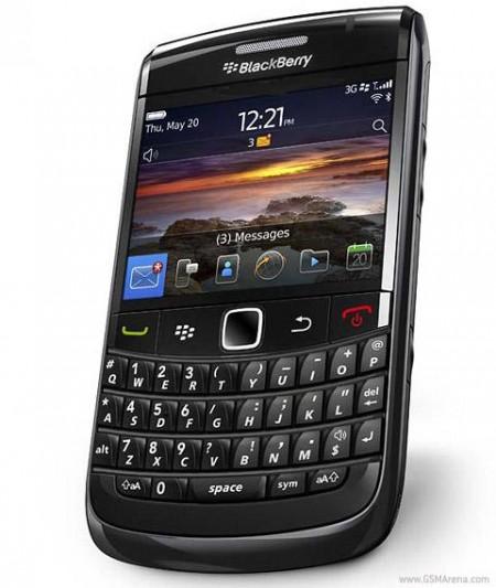 GSM BlackBerry 9780 Bold Onyx 2