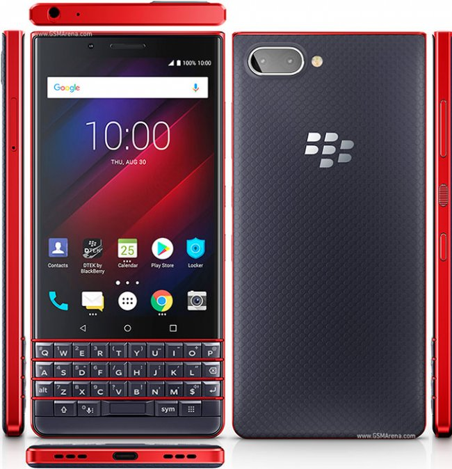 Цена BlackBerry Key2 LE DUAL