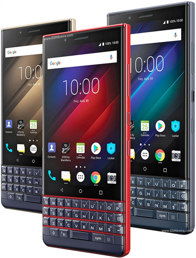 Снимки на BlackBerry Key2 LE DUAL