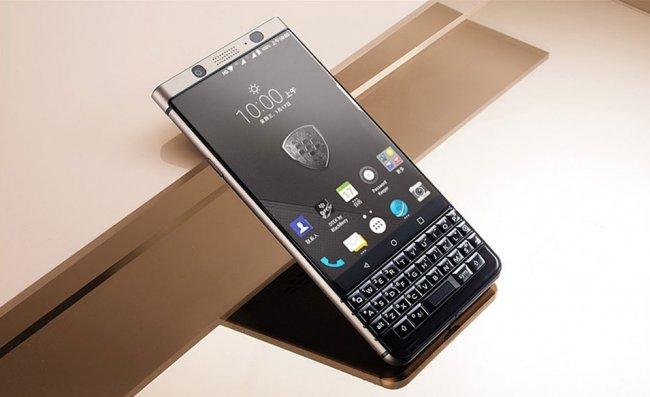 Цена BlackBerry KeyOne BRONZE EDITION DUAL SIM