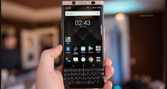 Снимка на BlackBerry KeyOne BRONZE EDITION DUAL SIM