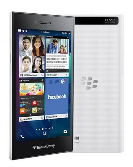 Снимки на BlackBerry Leap