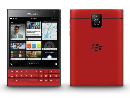 Цена BlackBerry Passport