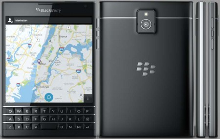 Снимки на BlackBerry Passport