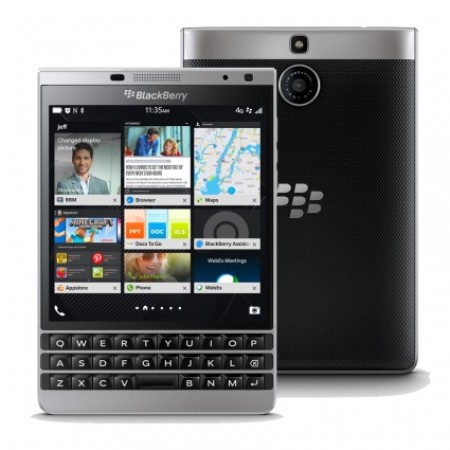 Цена на BlackBerry Passport Silver Edition Dallas