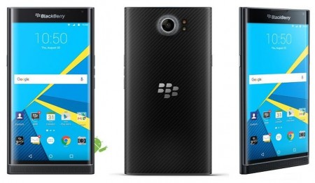 Снимки на BlackBerry Priv