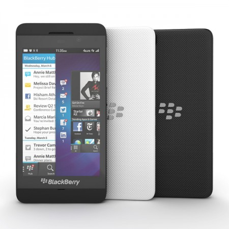 Цена на BlackBerry Z10