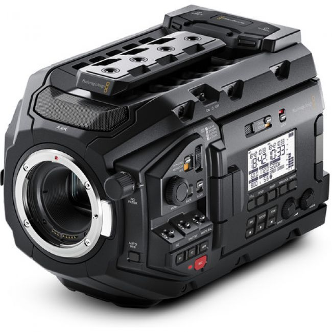Професионална видеокамера Blackmagic Design URSA Mini Pro