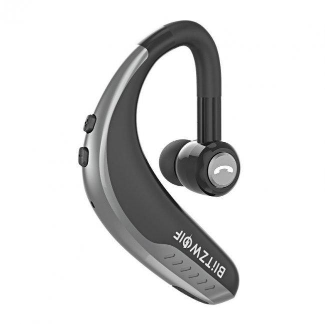 Bluetooth Хандсфрее, Handsfree, слушалка BlitzWolf BW-BH2 Wireless Earbud Headset