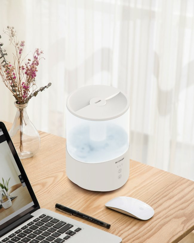 Овлажнител BlitzWolf BW-SH1 Humidifier Diffuser 2.5L RGB