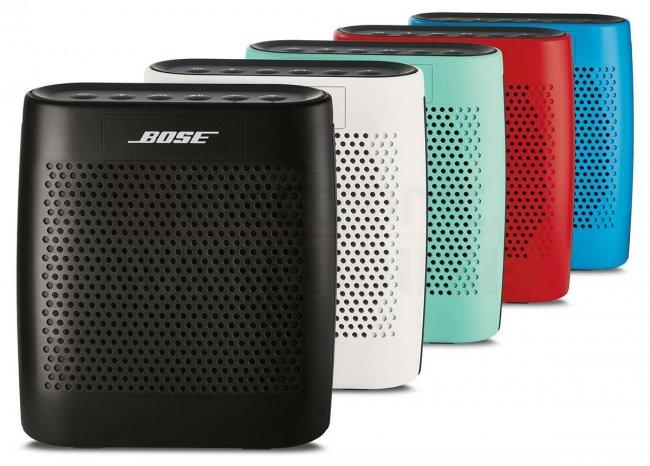 Преносима Тонколона BOSE SoundLink Color II Speaker