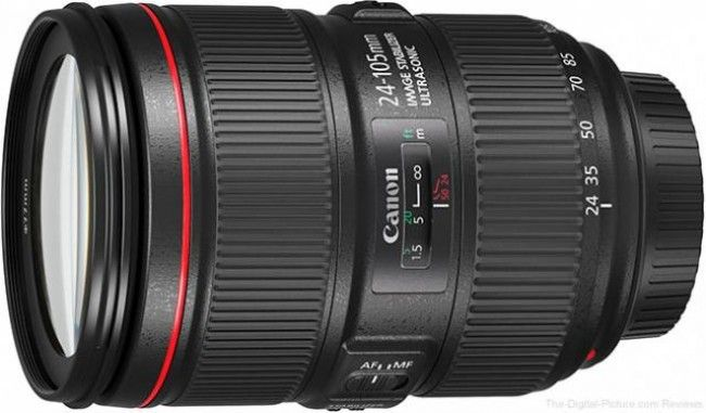 Обектив Canon EF 24-105mm f/4L IS USM