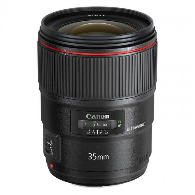 Обектив Canon EF 35mm f/1.4L II USM