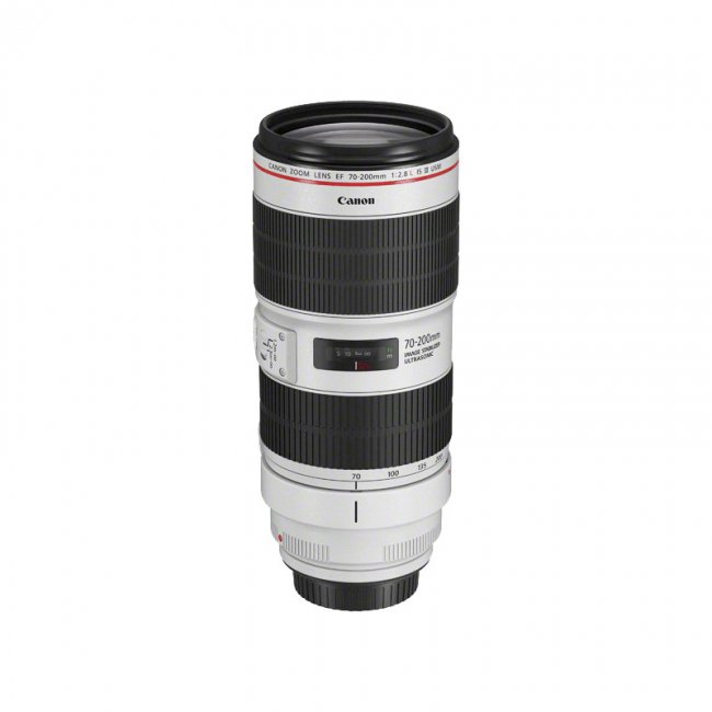 Обектив Canon EF 70-200mm f/2.8L IS III USM
