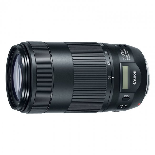 Обектив Canon EF 70-300mm f/4-5.6 Nano IS II USM