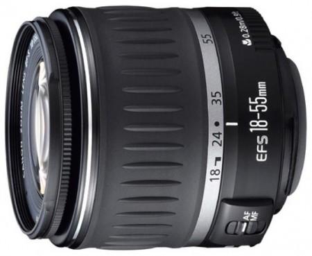 Обектив Canon EF-S 18-55mm f/3.5-5.6 DC III