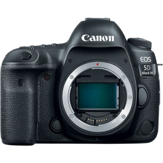 Фотоапарат Canon EOS 5D Mark IV body