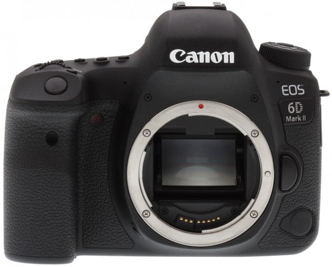Фотоапарат Canon EOS 6D Mark II body