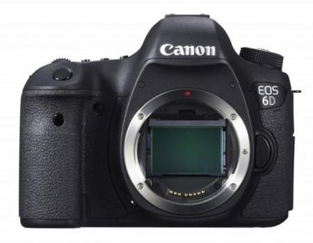 Снимка на Canon EOS 6D + обектив CANON EF 24-105mm f/4 L IS USM II