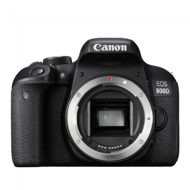 Фотоапарат Canon EOS 800D+обектив Canon 18-135 IS Nano USM