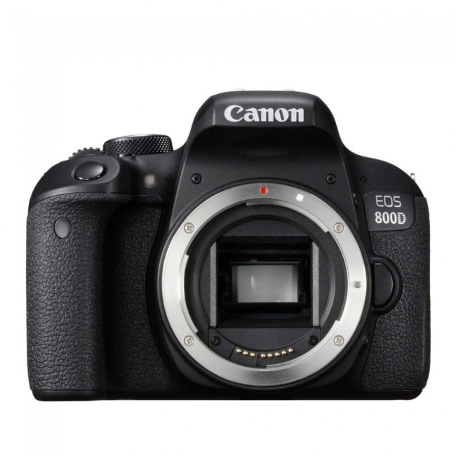 Фотоапарат Canon EOS 800D+обектив Canon 18-135 IS STM