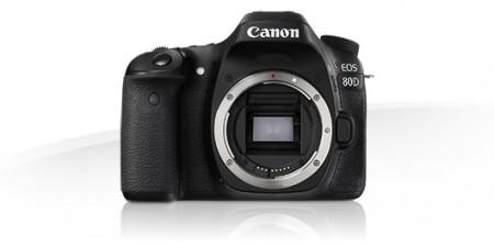 Фотоапарат Canon EOS 80D body