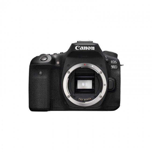 Фотоапарат Canon EOS 90D body