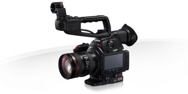 Професионална видеокамера Canon EOS C100 Mark II