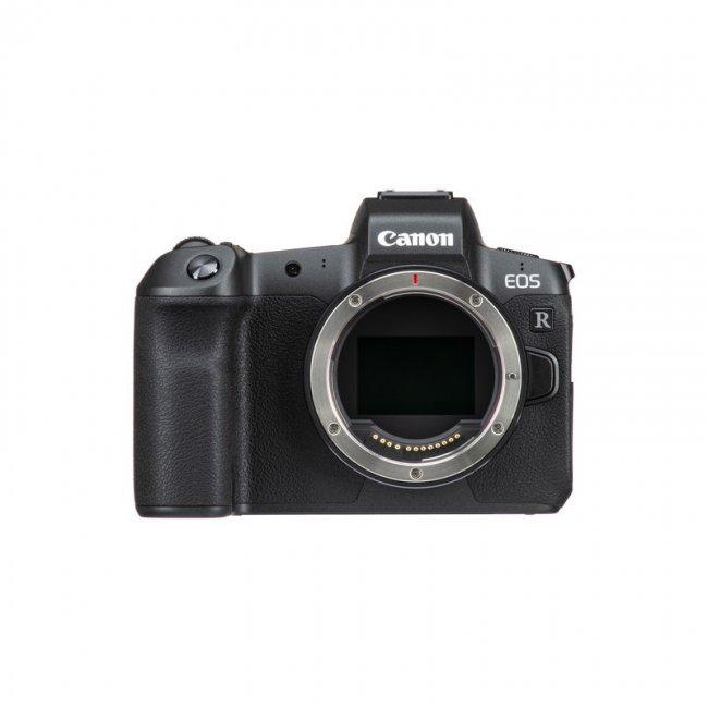 Фотоапарат Canon EOS R body+адаптер за EF/EF-S обективи