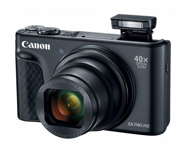 Фотоапарат Canon PowerShot SX740 HS