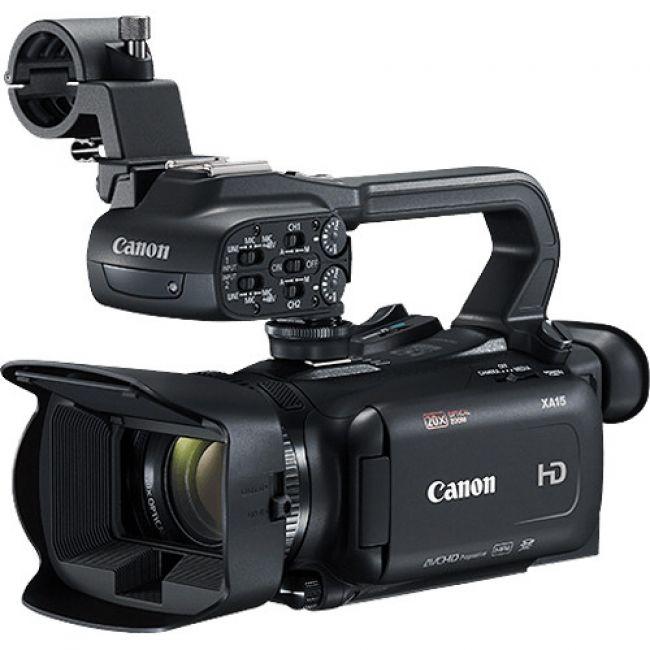 Професионална видеокамера Canon XA15