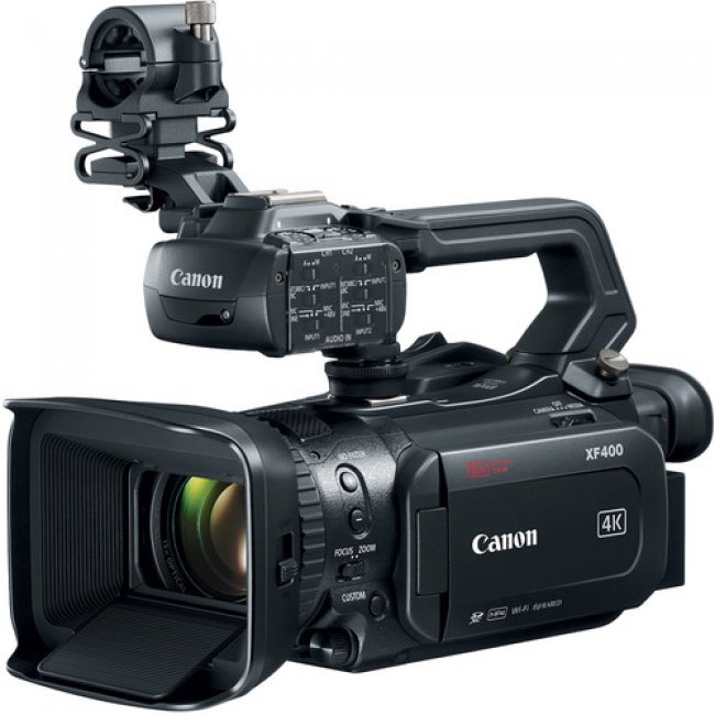 Професионална видеокамера Canon XF400