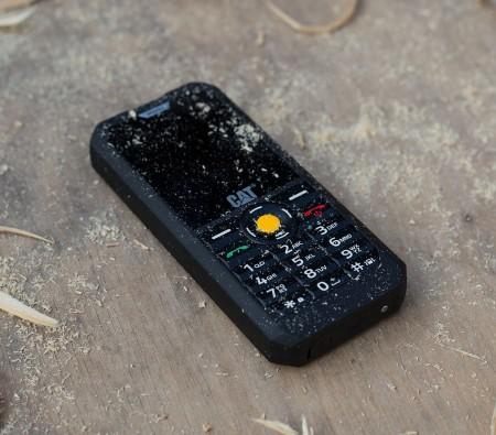 Снимки на CAT B30 Dual SIM