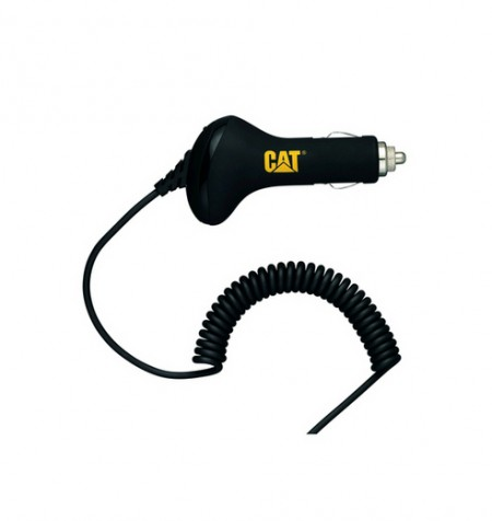 Зарядно за CAT Cat micro USB Car Charger 12-24V