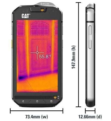 Цена CAT S60 DUAL