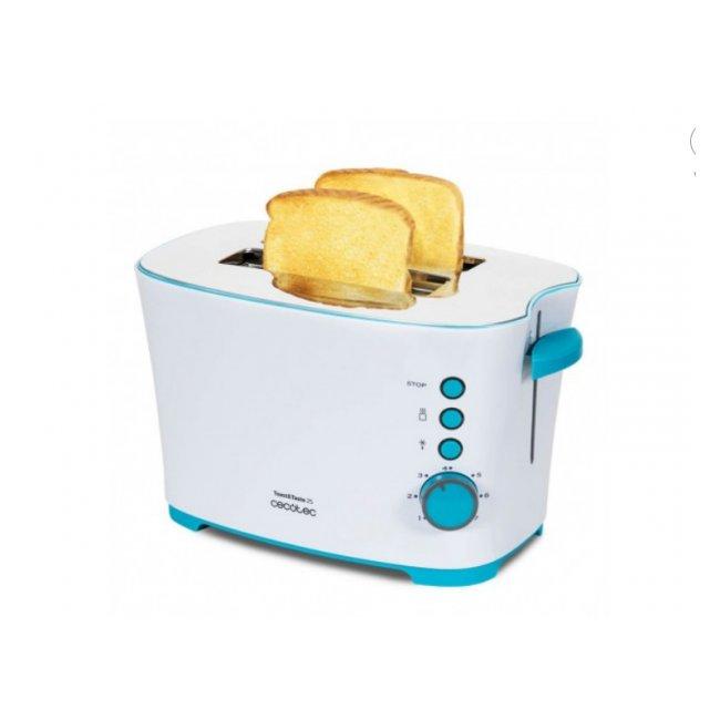 Тостер Cecotec Toast&Taste 2S