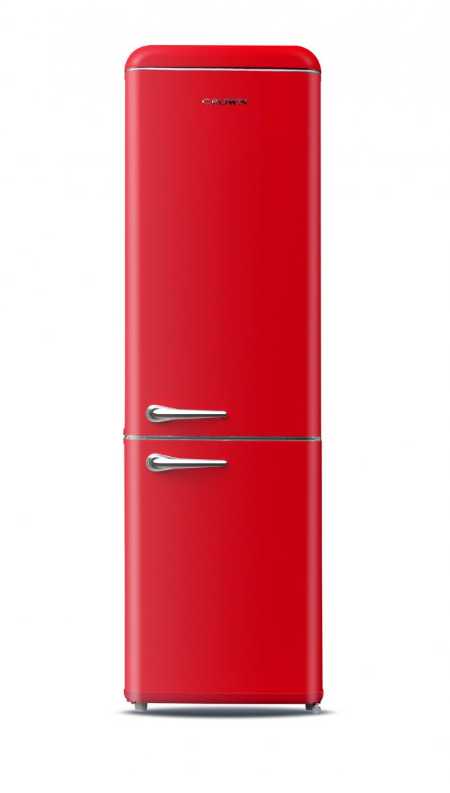 Хладилник Crown CBR-260RED