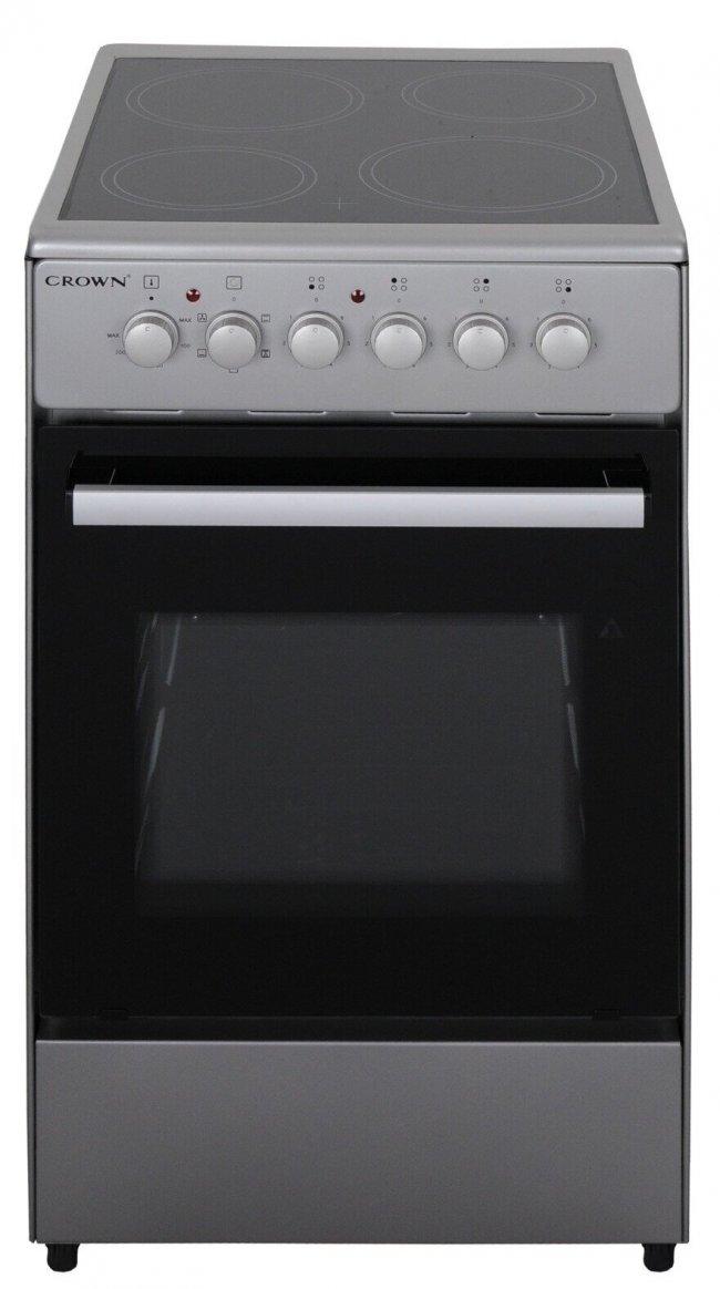 Готварска печка Crown CEC-5060V IX