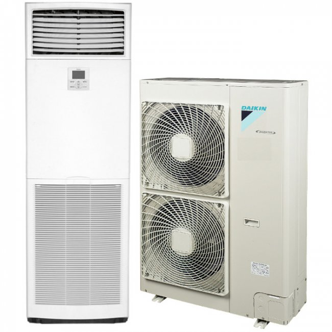 Климатик Daikin FVA100A/RZAG100MY1 колонен