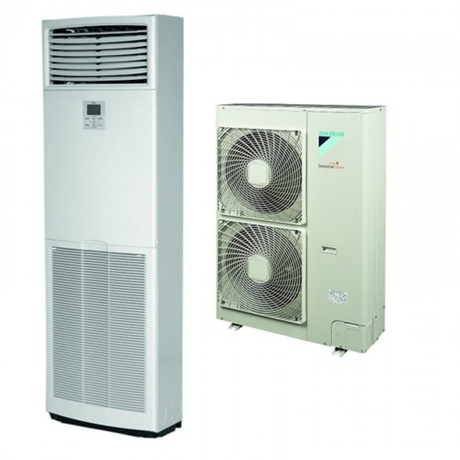 Климатик Daikin FVA100A/RZASG100MV1 колонен