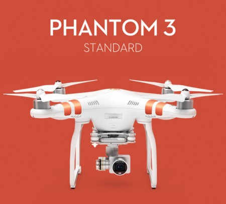 Дронове DJI Phantom 3 Standard