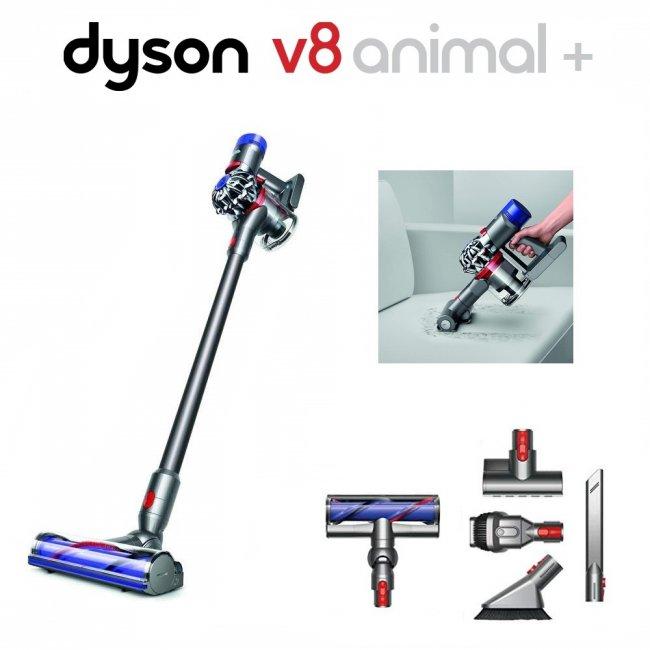 Прахосмукачка Dyson V8 Animal Plus Cordless Vacuum Cleaner