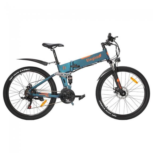 Електрически велосипед ELEGLIDE F1 Folding Electric Bike 26''