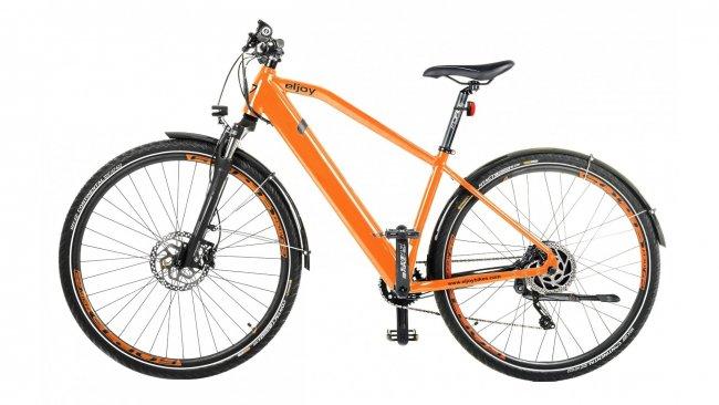 Електрически велосипед Eljoy bikes Revolution - City