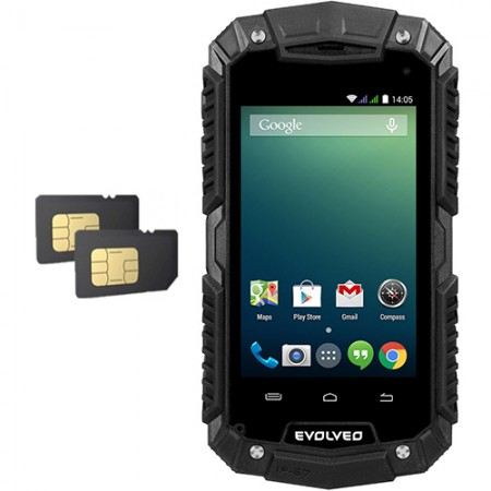 Смартфон Evolveo STRONGPHONE D2 MINI Dual SIM