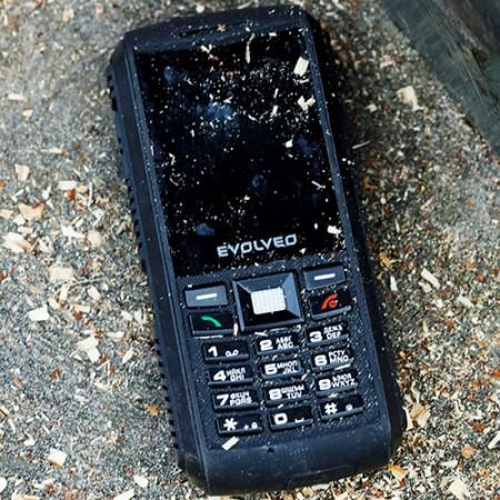 Снимка на Evolveo STRONGPHONE X1 Dual SIM