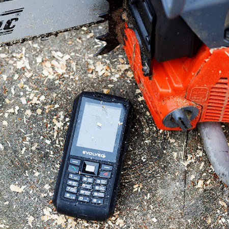 Evolveo STRONGPHONE X1 Dual SIM
