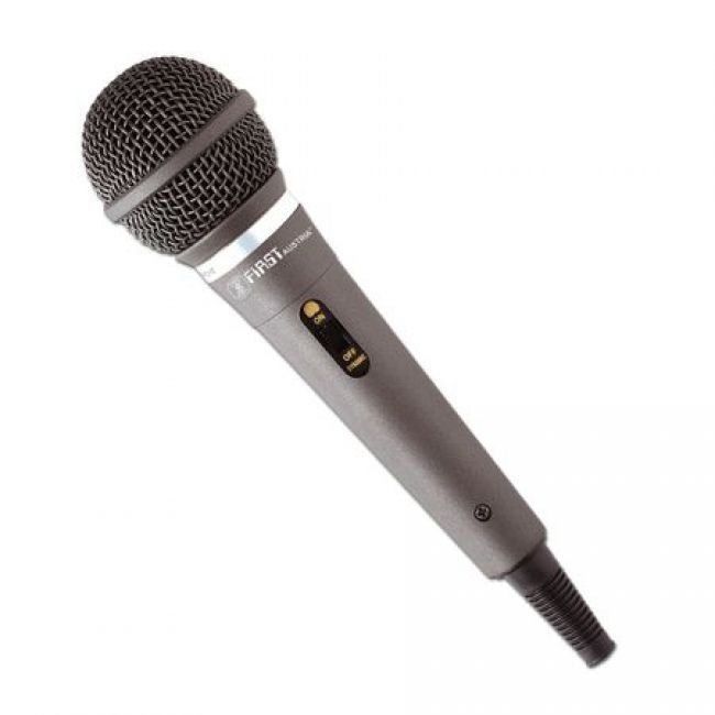 Микрофон First Austria FIRST FA3060