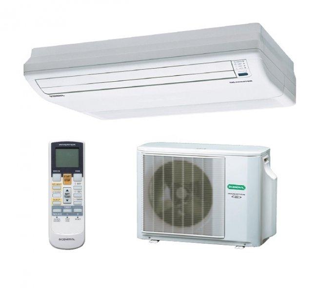 Подов климатик General Fujitsu ABHG24LVTA/AOHG24LBCB