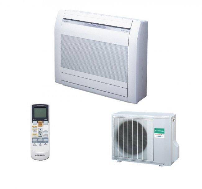 Подов климатик General Fujitsu AGHG09LVCA/AOHG09LVCA